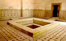 Hammam (Royal Baths) delhi lal kila