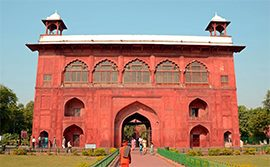 Naubat Khana Delhi Red Fort
