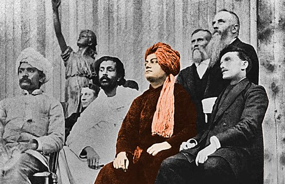 Swami Vivekananda at Parliame nt of Religions