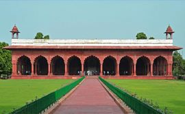 delhi red fort diwan e aam