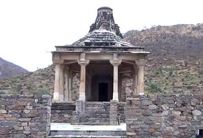 Keshav Rai Temple Bhangarh Fort