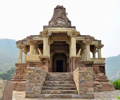 Mangla Devi Temple Bhangarh Fort