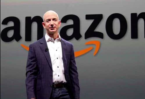 world top richest man is Jeff Bezos
